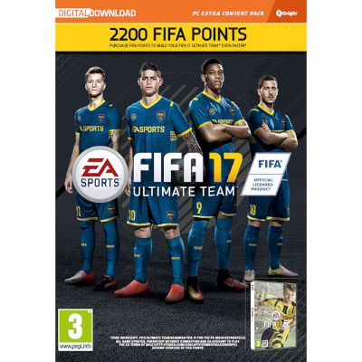 EA Fifa 17 2200 Fifa Points PC