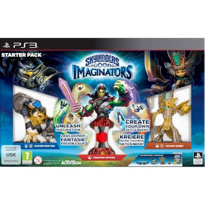 Activision Skylanders Imaginators Starter Pack Playstation 3