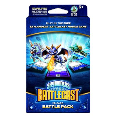 Mob Skylanders Battlecast Boost 22 Cards