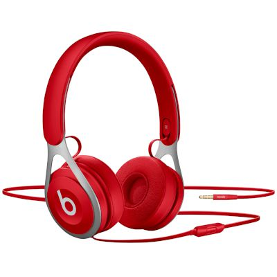 EP On-Ear Headphones - Red
