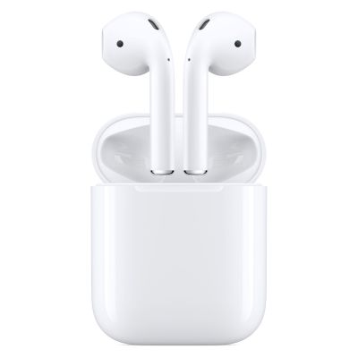 Ακουστικό Bluetooth Headset Apple AirPods Λευκό