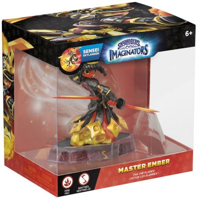Activision Imaginators Sensei  Ember Fig