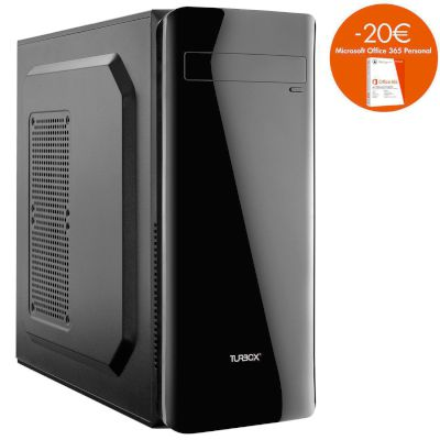 Turbo-X Sphere SK10 Desktop (Intel Celeron J3455/4 GB/500 GB HDD//Intel HD Graphics)