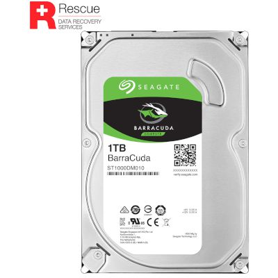 Seagate Barracuda Desktop HDD 1TB with 2yrs Recovery Service