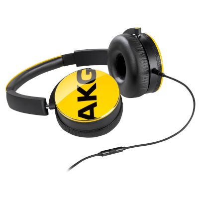 Headphones AKG Y50 Κίτρινα
