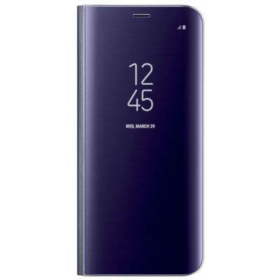 Θήκη Samsung Clear View Cover για Galaxy S8 Violet