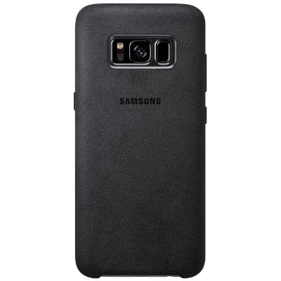 Θήκη Samsung Back Cover για Galaxy S8 Silver/Gray