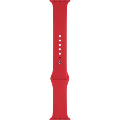 Watch 38mm Red Sport Band