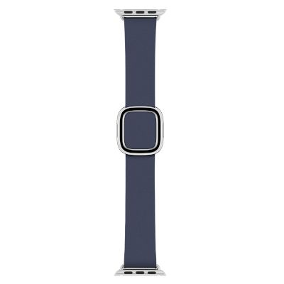 38mm Blue Modern Buckle-Medium