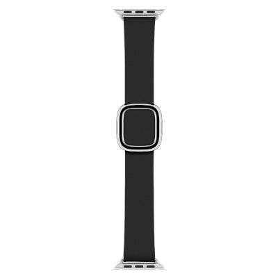 38mm Black Modern Buckle-Medium
