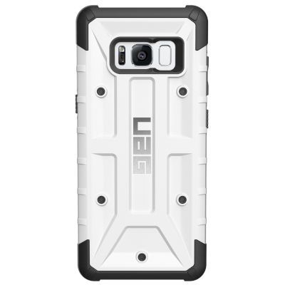 Θήκη UAG Back Cover για Galaxy S8 White-Black