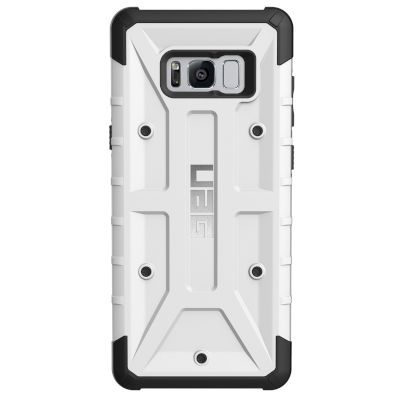 Θήκη UAG Back Cover για Galaxy S8+ White-Black