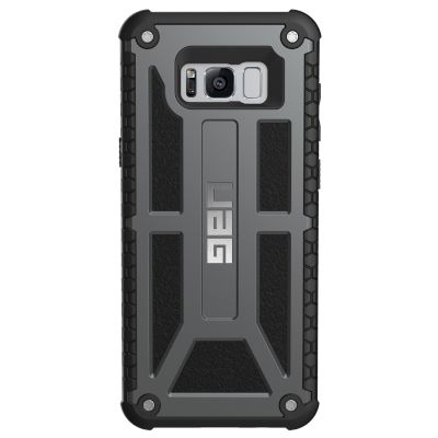 Θήκη UAG Book Cover για Galaxy S8+ Graphite-Black,Monarch