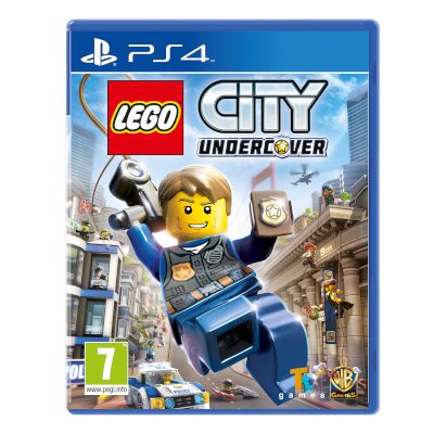 Warner Lego City  Undercover Playstation 4