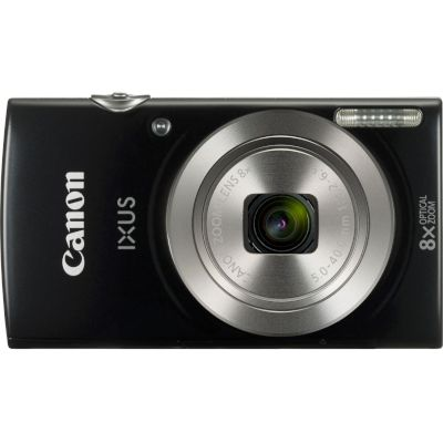 Canon Digital Camera Ixus 185 Μαύρο