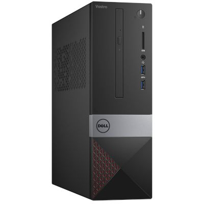 Dell Vostro 3268SFF i5 Desktop (Intel Core i5 7400/8 GB/256 GB SSD//HD Graphics)