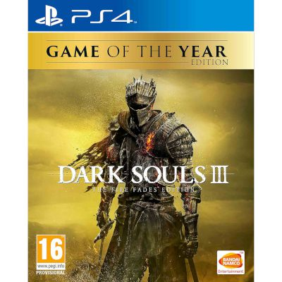 Namco Dark Souls III : The Fire Fades Edition (GOTY) Playstation 4
