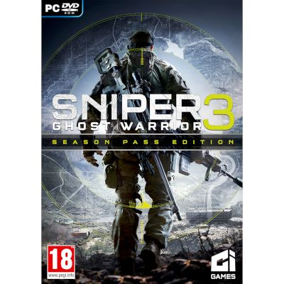 C.I. Games Sniper : Ghost Warrior 3 Season Pass Edition PC