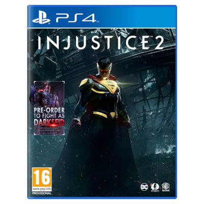 Warner Injustice 2 Playstation 4
