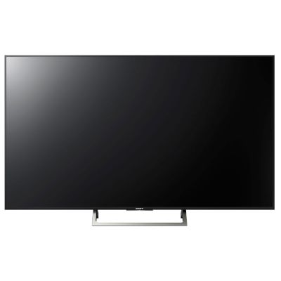 "Sony LED TV KD55XE8596BAEP 55"" 4Κ Ultra HD Smart"