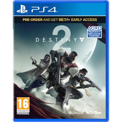 Activision Destiny 2 Playstation 4