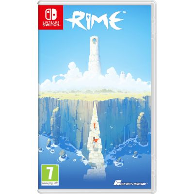 Grey Box Rime Nintendo Switch