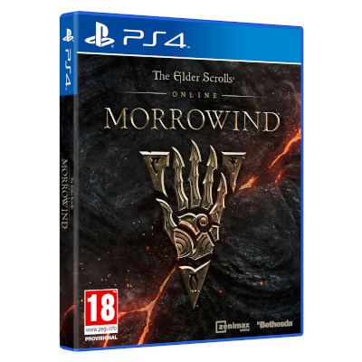 Bethesda The Elder Scrolls Online : Morrowind Playstation 4