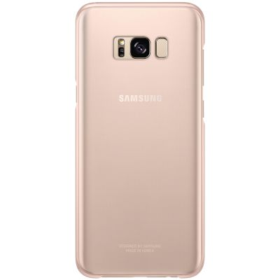 Θήκη Samsung Back Cover για Galaxy S8+ Ροζ