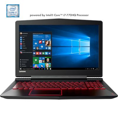 Lenovo Legion Y520-15IKBN 80WK00NLGM Laptop (Core i7 7700HQ/8 GB/128GB SSD + 1TB HDD/GTX 1050 Ti 4 GB)