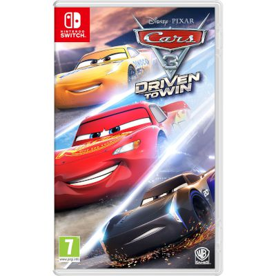 Warner Cars 3 Driven To Win Nintendo Switch