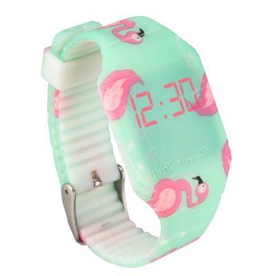b3de1d95e8 Sentio Ρολόι Χειρός Flamingo 2689146 ...