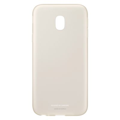 Θήκη Samsung Dual Layer Cover για Galaxy J3 (2017) Χρυσή