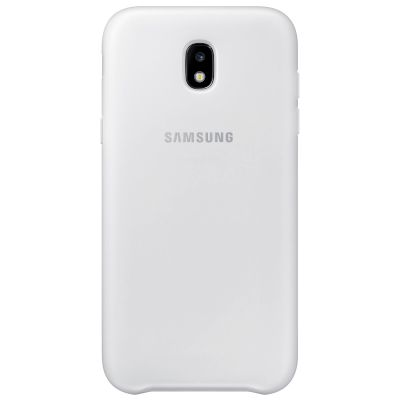 Θήκη Samsung Dual Layer Cover για Galaxy J5 (2017) Λευκή