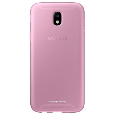 Θήκη Samsung Back Cover για Galaxy J5 (2017) Ροζ