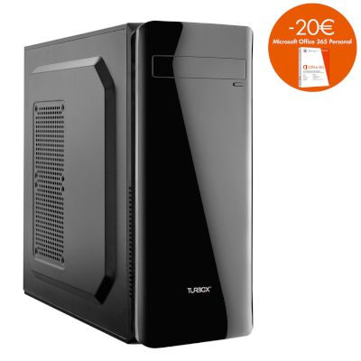 Turbo-X Sphere SK20 V2 Desktop (Intel Celeron G3930/4 GB/1 TB HDD//Intel HD 610)