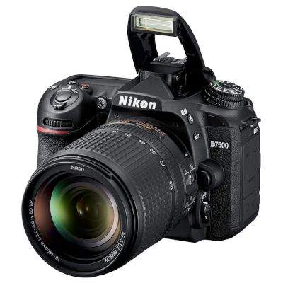 Nikon DSLR Digital Camera D7500 18-140 Μαύρο