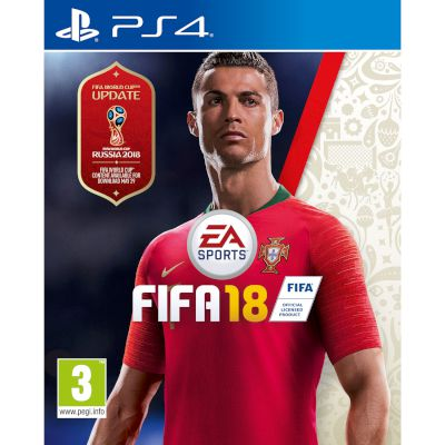 EA FIFA 18 Playstation 4