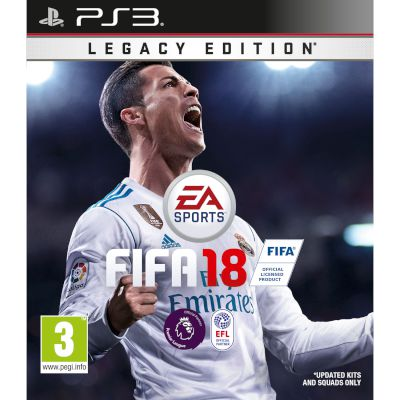 EA FIFA 18 Legacy Edition Playstation 3