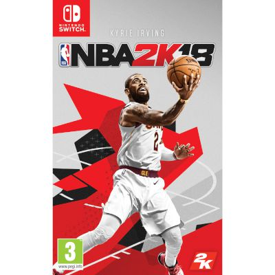 Take2 Interactive NBA 2K18 Nintendo Switch