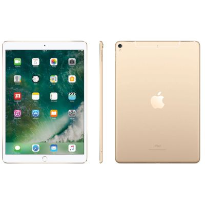 "Apple iPad Pro 10.5"" 64GB WiFi Gold"