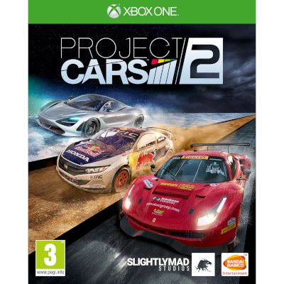 Namco Project Cars 2 Standard Edition Xbox One