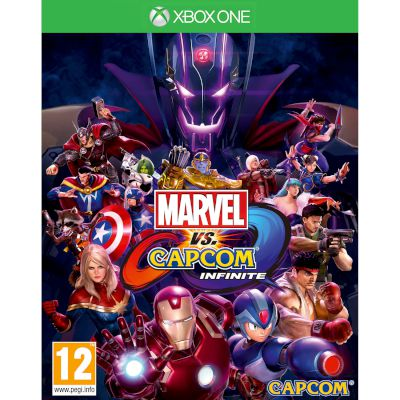 Capcom Marvel VS Capcom Infinite Xbox One