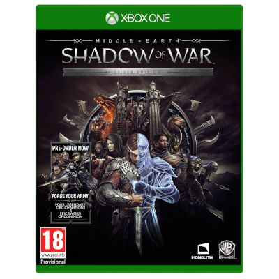 Warner Middle Earth : Shadow Of War Xbox One