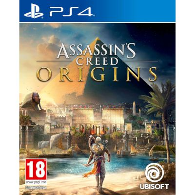 Ubisoft Assassin's Creed Origins Standard Edition Playstation 4