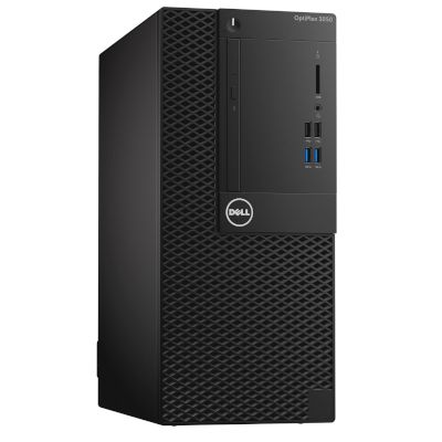 Dell Optiplex 3050MT i3 Linux Desktop (Intel Core i3 7100/4 GB/500 GB HDD//Intel HD Graphics)