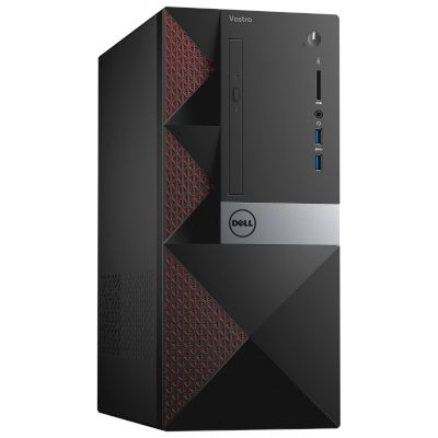 Dell Vostro 3667MT i3 Linux Desktop (Intel Core i3 6100/4 GB/500 GB HDD//)