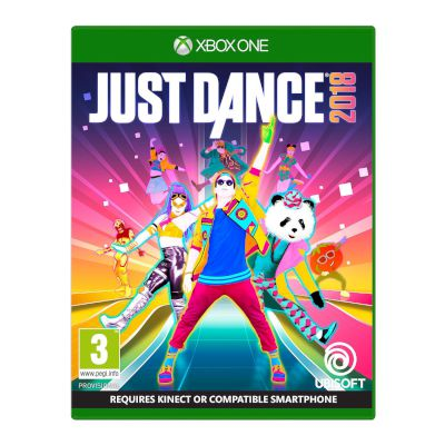 Ubisoft Just Dance 2018 Xbox One