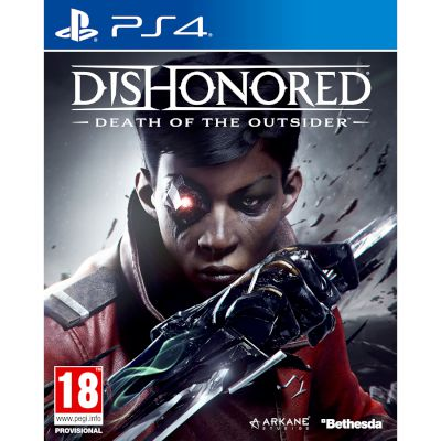 Bethesda Dishonored: Death Of Outsider Playstation 4