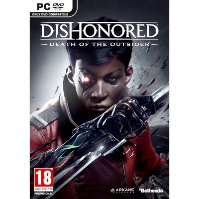 Bethesda Dishonored: Death Of Outsider PC