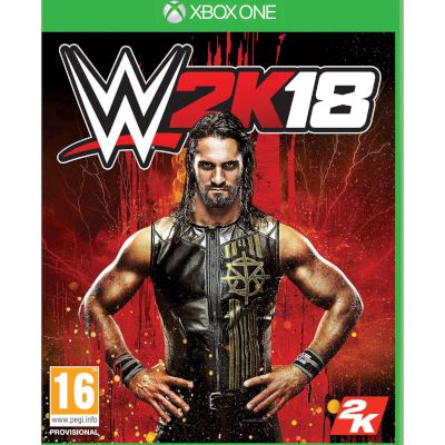 Take2 Interactive WWE 2K18 Standard Edition Xbox One